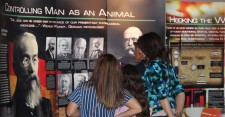 CCHR's Psychiatry: An Industry of Death exhibit