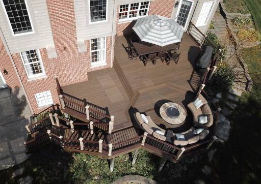 Platinum Decking Growing to One of the Largest Trex Deck Builders in the State!