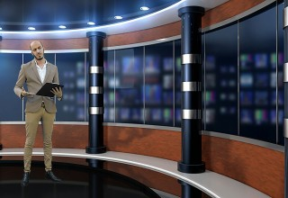 Virtual Stage Technology Creates Virtual Environments for Fully Engaging Audiences