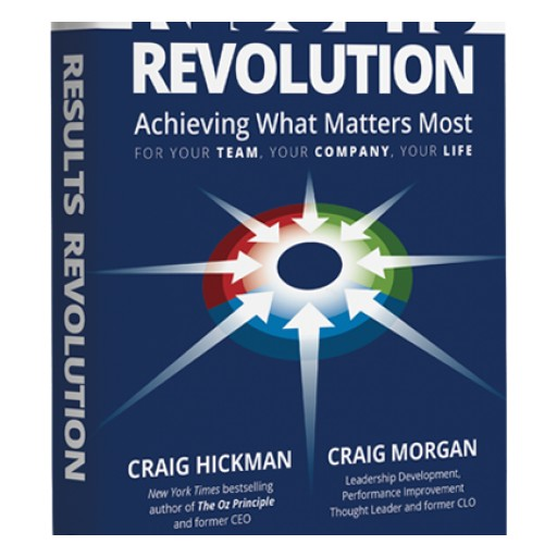 Results Revolution Changes How Leaders Get Results