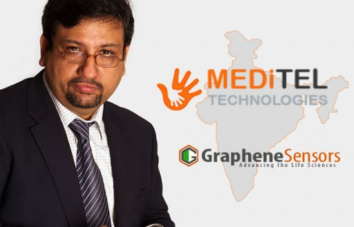 Meditel Technologies Is Pleased To Announce An Exclusive Contract With Graphene Sensors