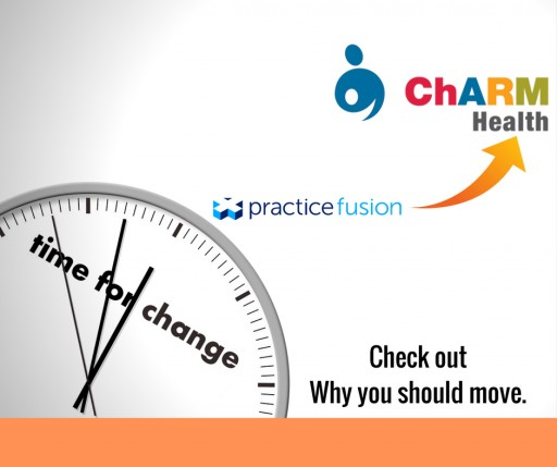 ChARM Health Offers Incentives to Independent Practices Switching From Practice Fusion