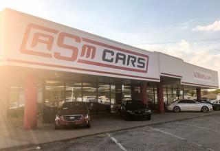 ASM Cars Dealership Location