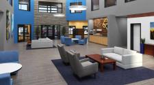 Lexington Lofts Lobby & Coffee Bar