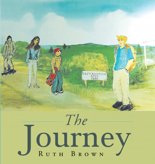 Ruth Brown's New Book 'The Journey' Shares a Boy's Greatest Venture of a Lifetime Heading to the Kingdom