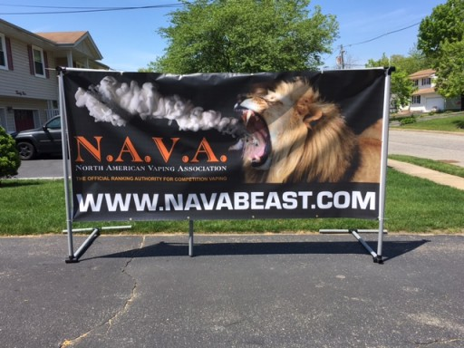 N.A.V.A., the North American Vaping Association Is Presenting Its Beast of the East Cloud Competition