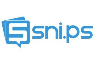 Snips Logo