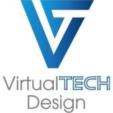 VirtualTECH Design logo