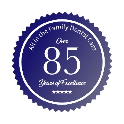 All in the Family Dental Care Celebrates 85 Years of Health, Family, and Dentistry