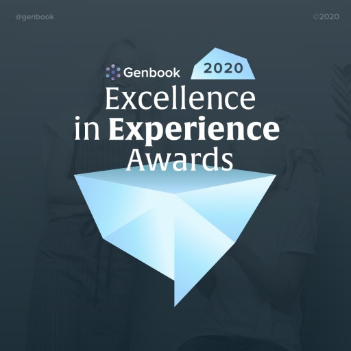 Genbook Announces the Excellence in Experience Awards to Recognize the Top Hair, Beauty, Wellness and Personal Service Providers in 2020