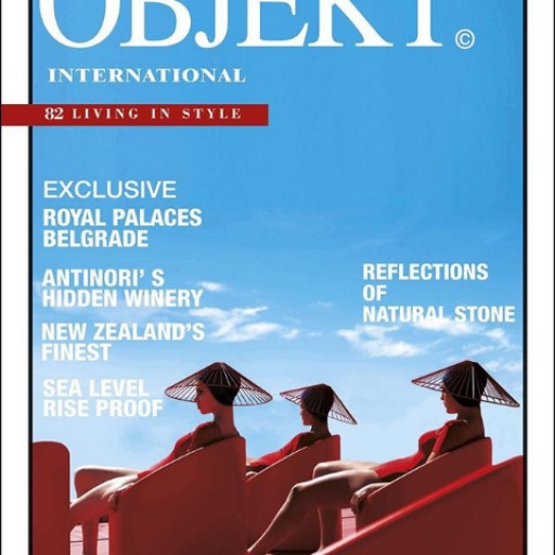 OBJEKT International Features the Royal Palaces of the Serbian Karadjordjevic Dynasty