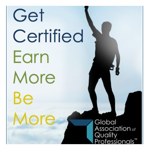 GAQP: Professional Certifications Increase Income