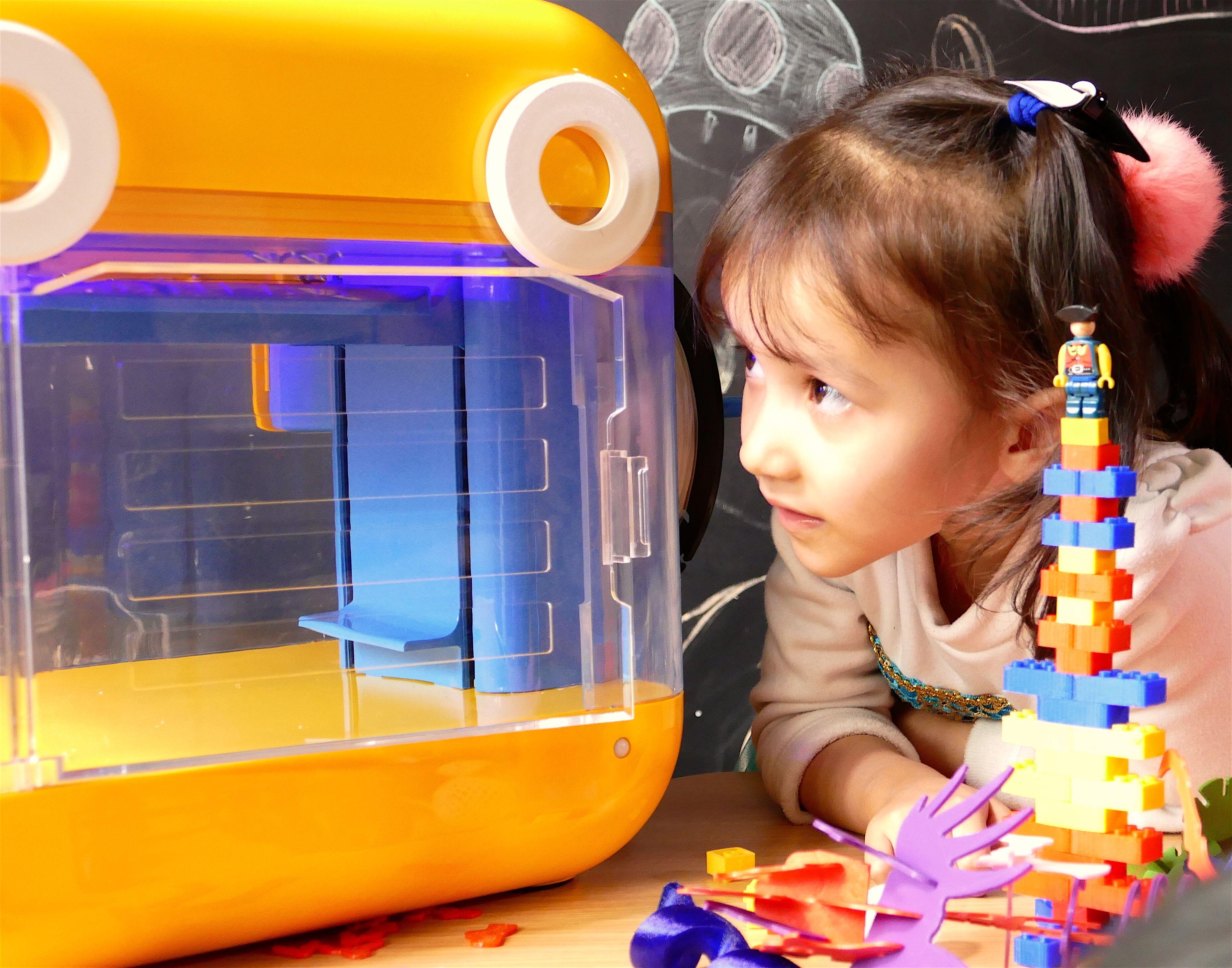 award winning 3d printer for kids coming soon to kickstarter newswire