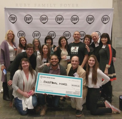 Exceptional Minds Pitches for Autism