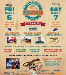 Tequila & Taco Fest Destin