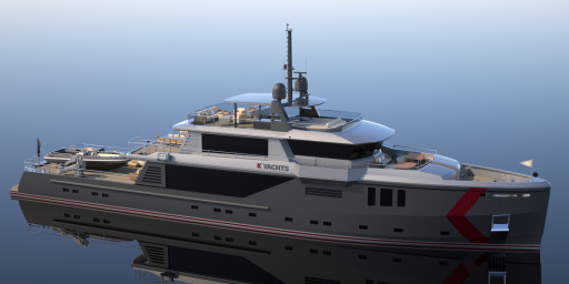 Yachting Expertise to Debut New Line of Motor Yachts 'K-Yachts' at Cannes Yachting Festival