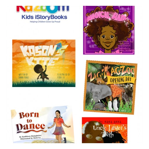 KaZoom, the Publishing Company Dedicated to Multicultural, Digital-Interactive Children Books is Now Open for Investing via truCrowd Portal