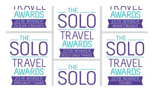 Solo Travel Awards Winners Announced - Best Practices for Market Revealed