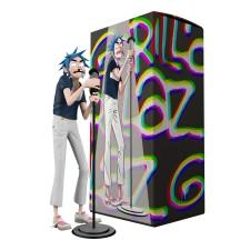Limited Edition Superplastic x Gorillaz 2D Vinyl Toy