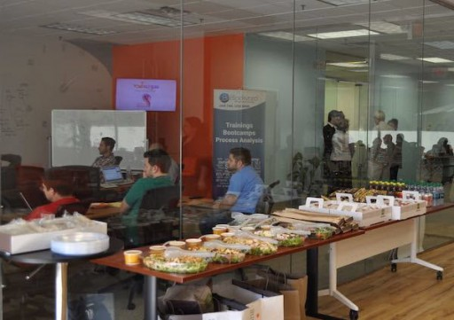 Philadelphia's 1st Two-Day SAP® CodeJam Was a Great Success!