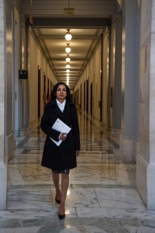 Dr. Rajamannan goes to Washington DC to present Evidence to FDA/HHS/Congress