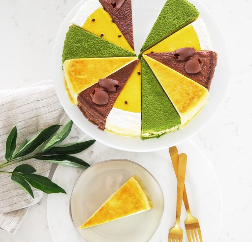Lady M New York Launches Slice of the Best, a New Mille Crêpes Cake