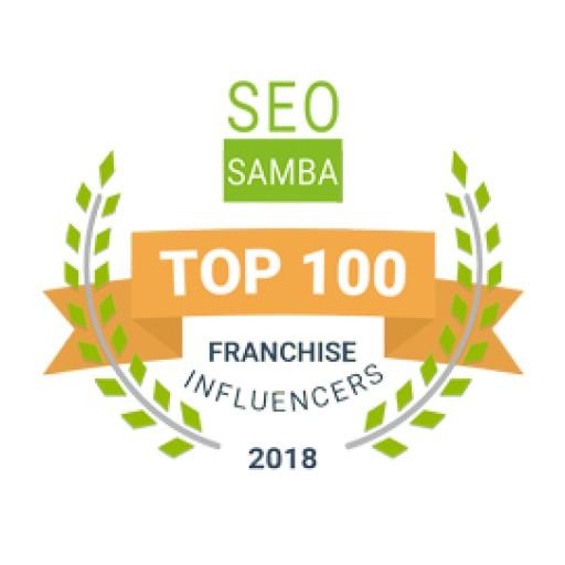 Franchise Marketing: SeoSamba Reveals the Top 100 Influencers Who Rule the Franchise World
