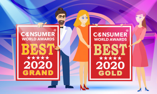 Alloy Software Wins Grand Trophy in the 10th Annual 2020 Consumer World Awards