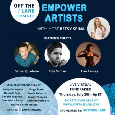 Off The Lane Presents: Empower Artists