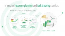 Resource planning and task tracking as one.