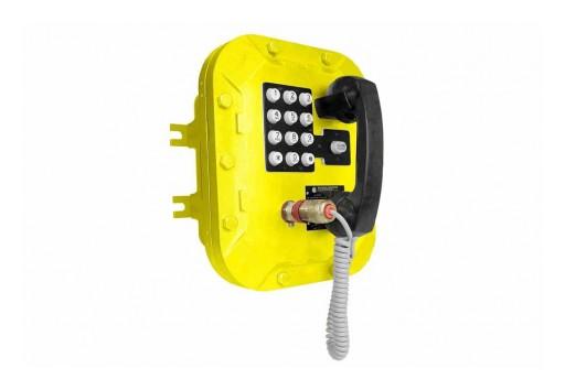 Larson Electronics Releases Explosion-Proof VoIP Telephone, NEMA 4X, PoE Compatible, CI/II/III