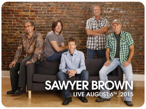 Sawyer Brown Band Ready to Rock the Stage at Whitewood Campground for 75th Sturgis Rally