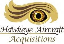 Hawkeye Aircraft Logo