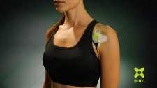 SAM wearable pain relief ultrasound device