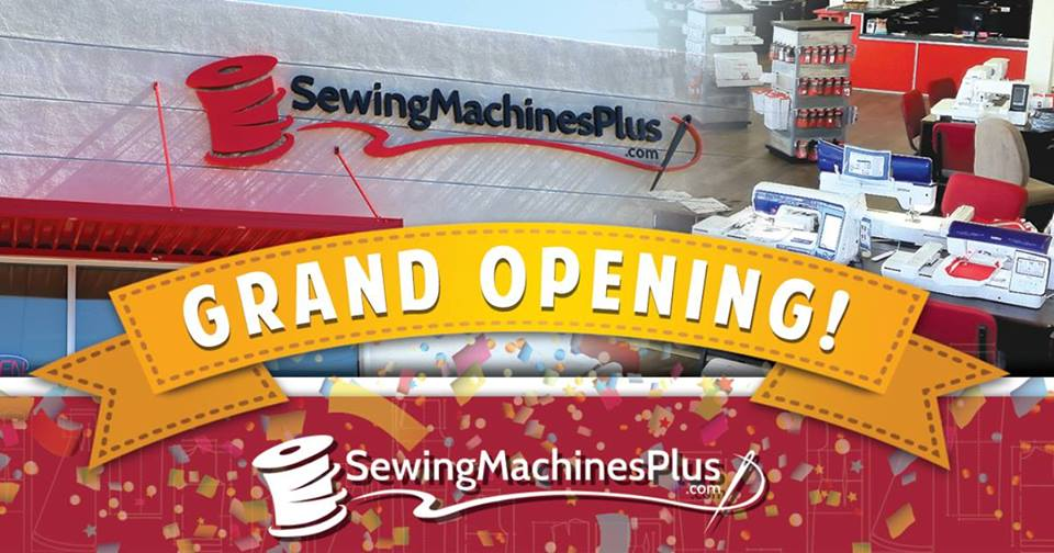 SewingMachinesPlus Announces Second Southern California Store Stunning Sewing Machines Plus