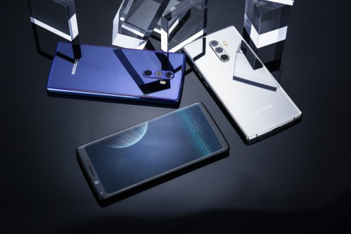 DOOGEE MIX 2, Be the First to Challenge Full Display Smartphone With Quad Cameras