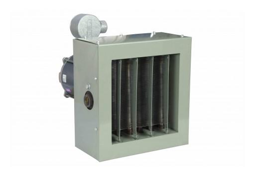 Larson Electronics Releases 60W Explosion Proof Fan Forced Stream Heater, 120V, 1/60 HP, Steel