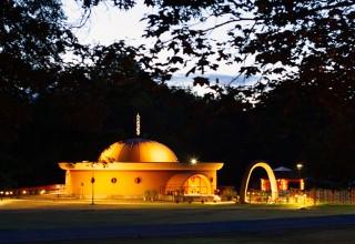 Sri Vidya Shrine in Honesdale, PA