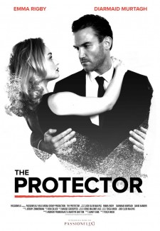 The Protector - Official Poster - Now Exclusively Available on Passionflix