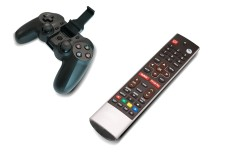 Dusun Android TV Remote Control and Gamepad