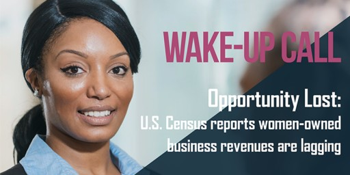 Texas Wake-Up Call: Women in Business, Women of Color