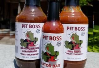 Gator Bait is an amazing hot sauce