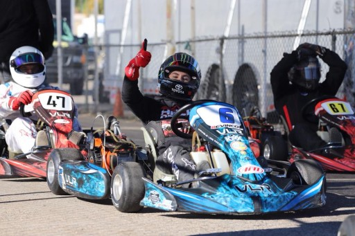 SoCal Chill Challenge Brings NASCAR Rising Star to Riverside's Adams Motorsports Park