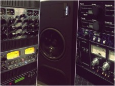Hybrid Studios Mastering Equipment