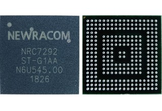 "NEWRACOM's world's first HaLow Wi-Fi Chipset ""NRC7292"""