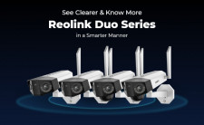 Reolink Duo Series Official Launch