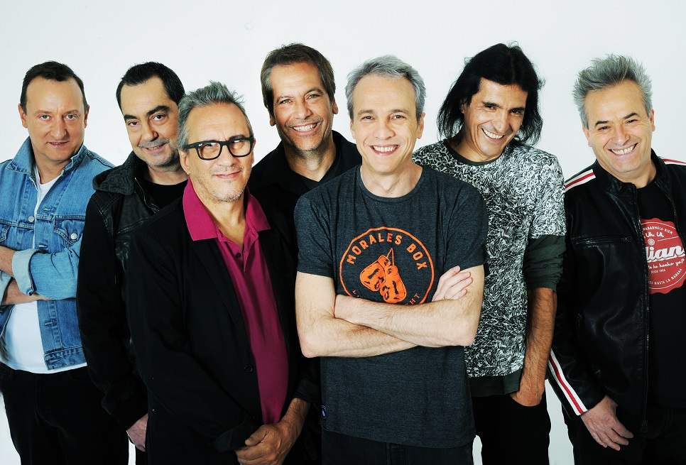 iconic latin pop rock groups los enanitos verdes hombres g