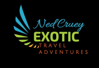 Ned F Cruey Exotic Travel Adventures Logo