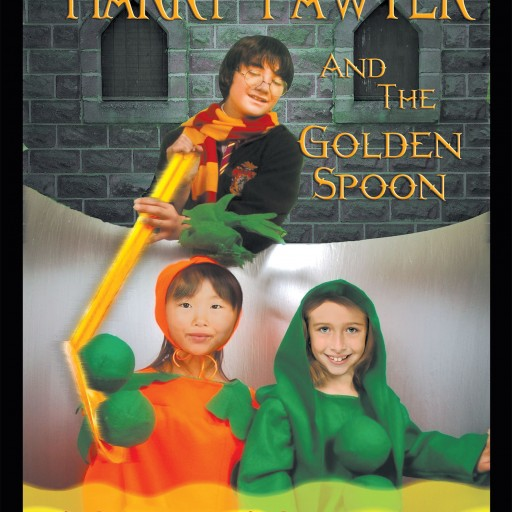 """Martin Merianos' New Book """"Harry Pawter and the Golden Spoon"""" is a Charming and Amusing Cookbook That Brings Together Humor, Delightful Photographs, and Good Food."""