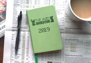 The Avid Investor Journal